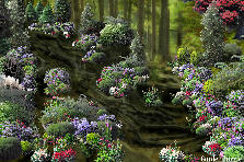 Garden design:The Once Enchanted Path