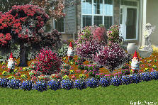 Garden design:my mom garden...