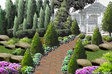 Garden design:Secret Garden