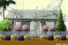 Garden design:my hause