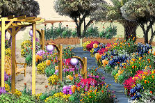 Garden design:will you meet me in the garden??