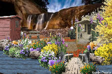 Garden design:when i need a place to runaway, i come here