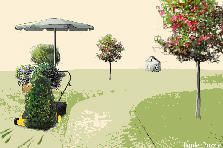 Garden design:For you-extension