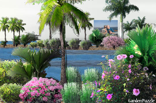 Garden design:janice & bills island - Spring