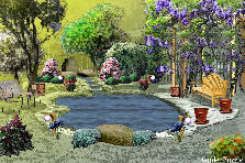Garden design:Pond 1