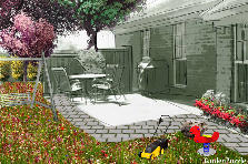 Garden design:house pro