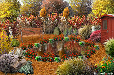 Garden design:Welcome Autumn