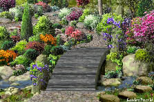 Garden design:True Colors