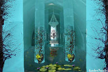 Garden design:From the Ice Hotel
