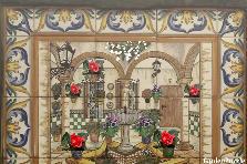 mosaico malaga - Autumn