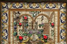 mosaico malaga - Spring