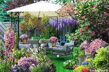 Garden design:garden puzzle