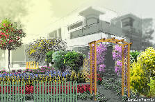 Garden design:garden2