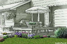 Garden design:alaska2