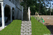 Garden design:Porch