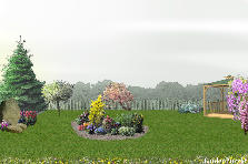 Garden design:dreams homestead