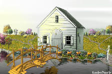 Garden design:Dream House III