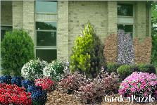 Garden Designs Tagged Loropetalum Gardenpuzzle Online Garden Planning Tool