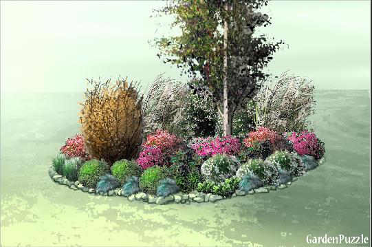 Island Bed Garden Plans