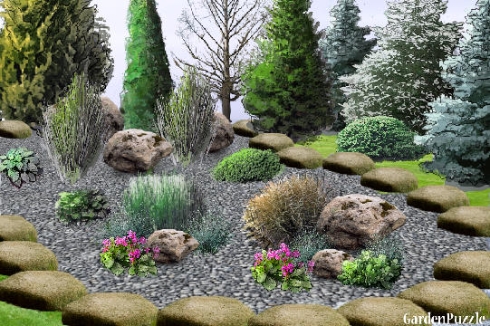 Image Result For Garden Puzzle Design Tool