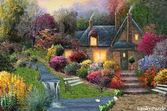 My dream home gardenpuzzle online garden planning tool for Dream plants for the natural garden