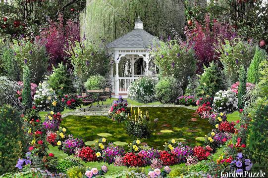 Romantic Landscape Designs