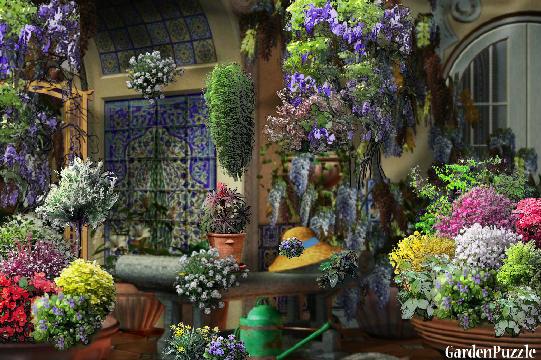 My Secret Garden Hideaway Gardenpuzzle Online Garden