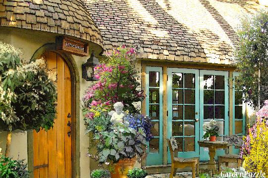 english garden GardenPuzzle online garden planning tool