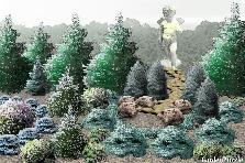 Garden design:Hijo de la luna