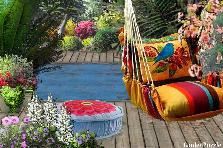 Garden design:Relaxed.