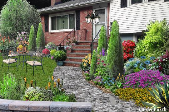 Backyard Garden Design Tool Various Design